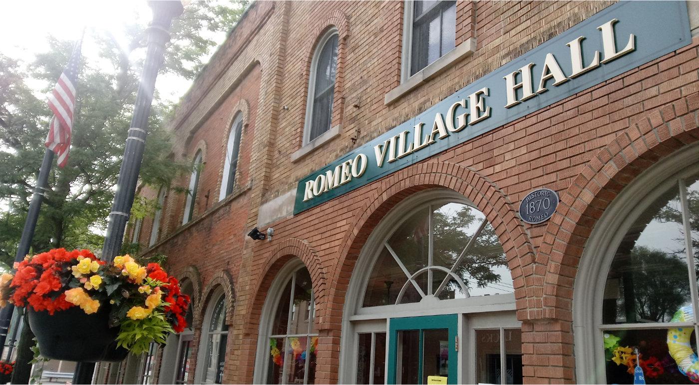 Historic Village of Romeo, MI