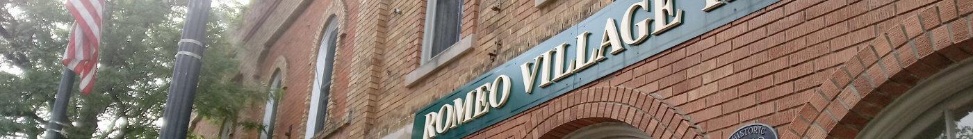 Village of Romeo, MI