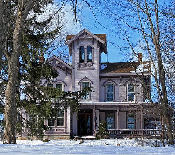 Romeo, Michigan Historic home